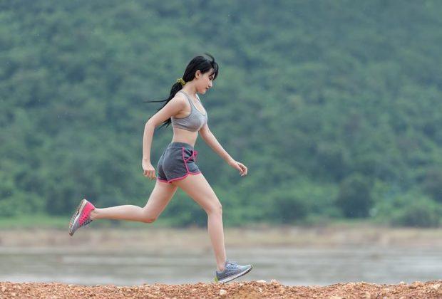 running et amincissement