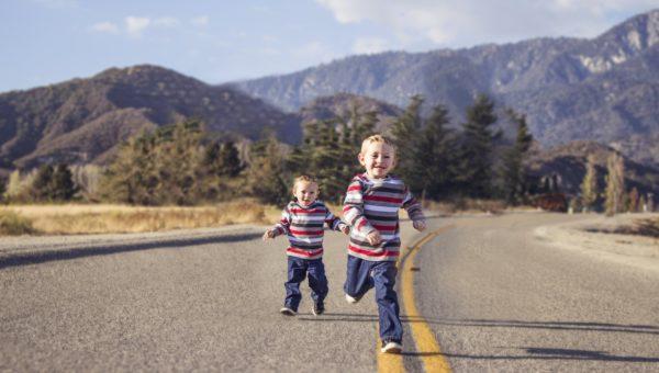 Enfance et course à pied : comment initier ?